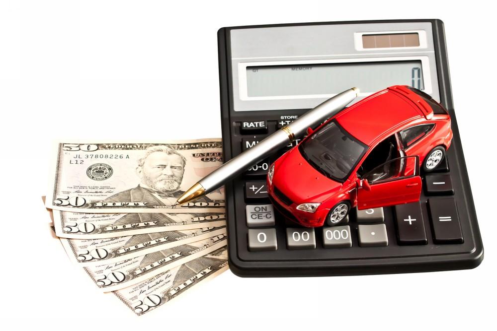 Сумма кредита для покупки автомобиля