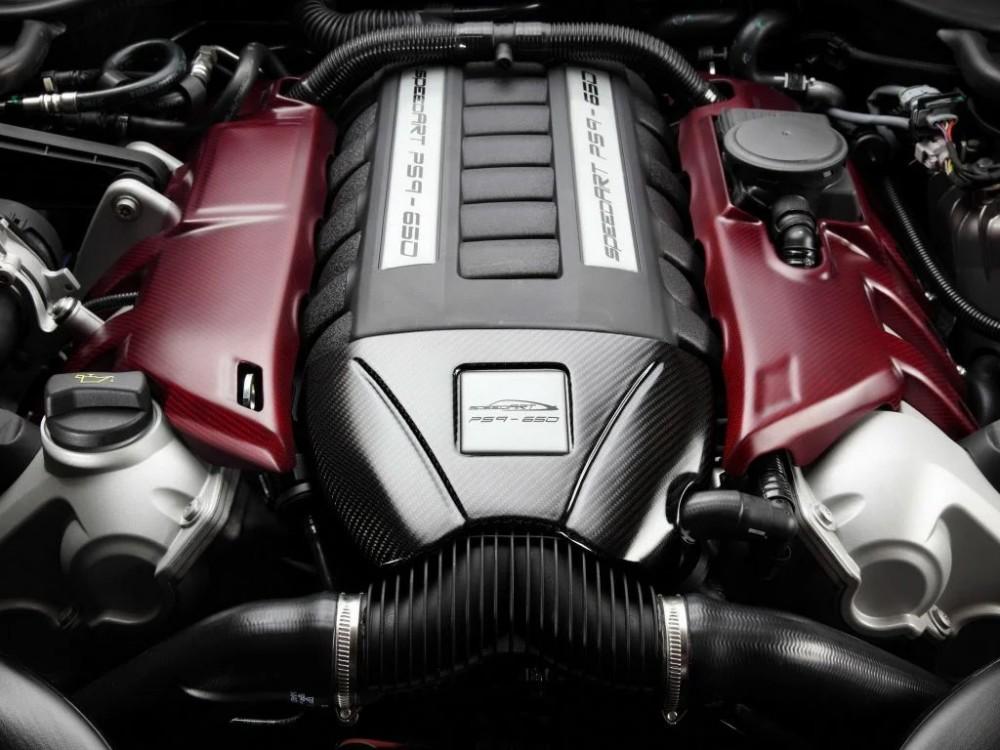 Двигатель транспортного средства