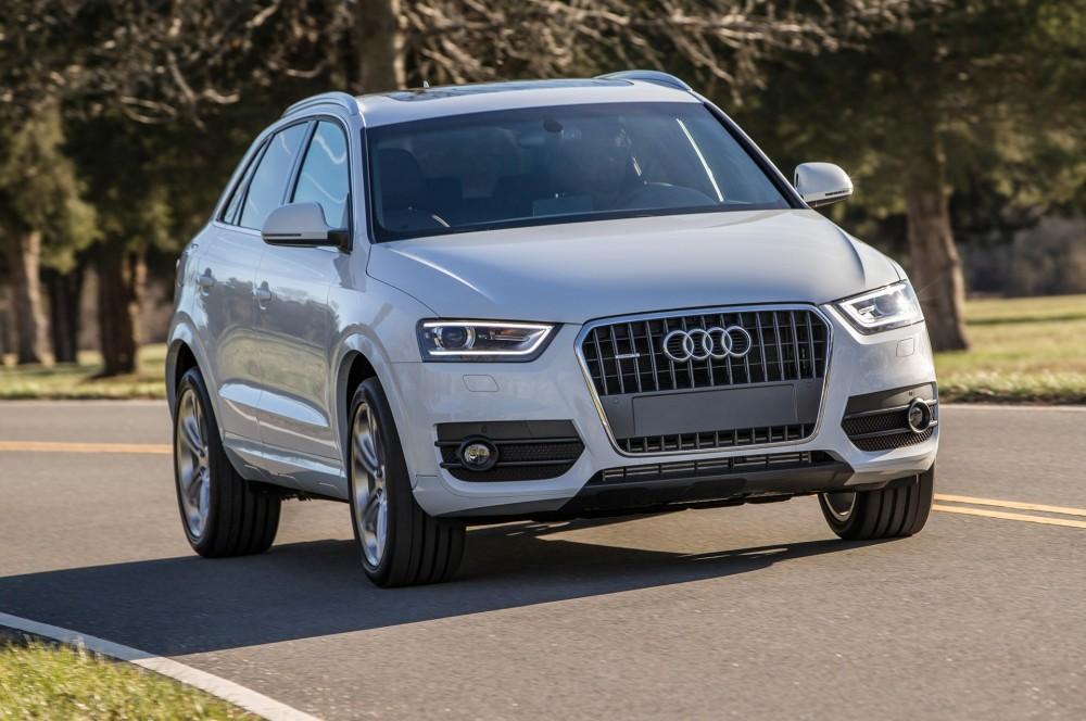Audi Q3 немецкого бренда