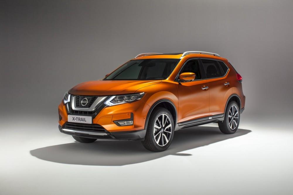 Автомобиль Nissan X-Trail New