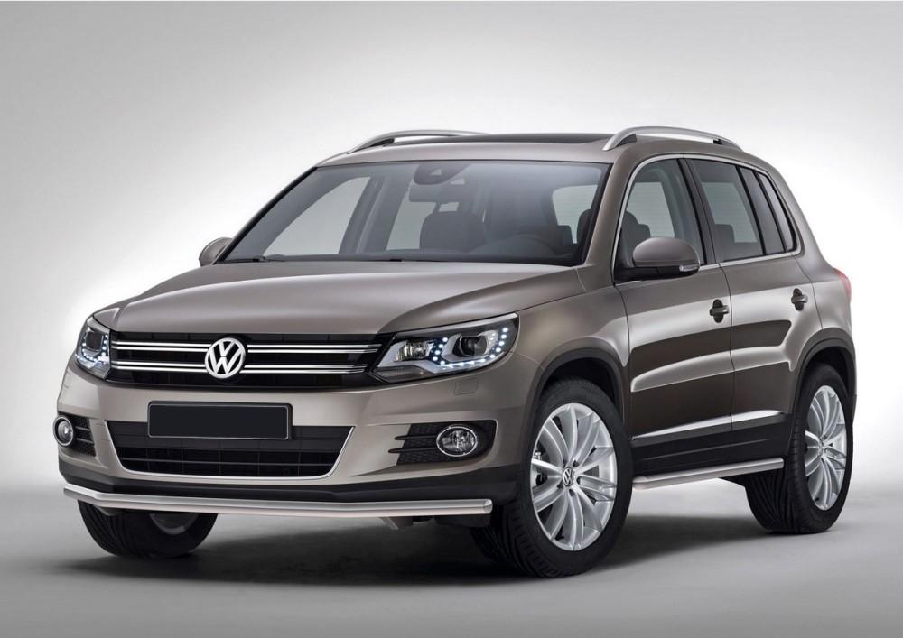 Кроссовер Volkswagen Tiguan