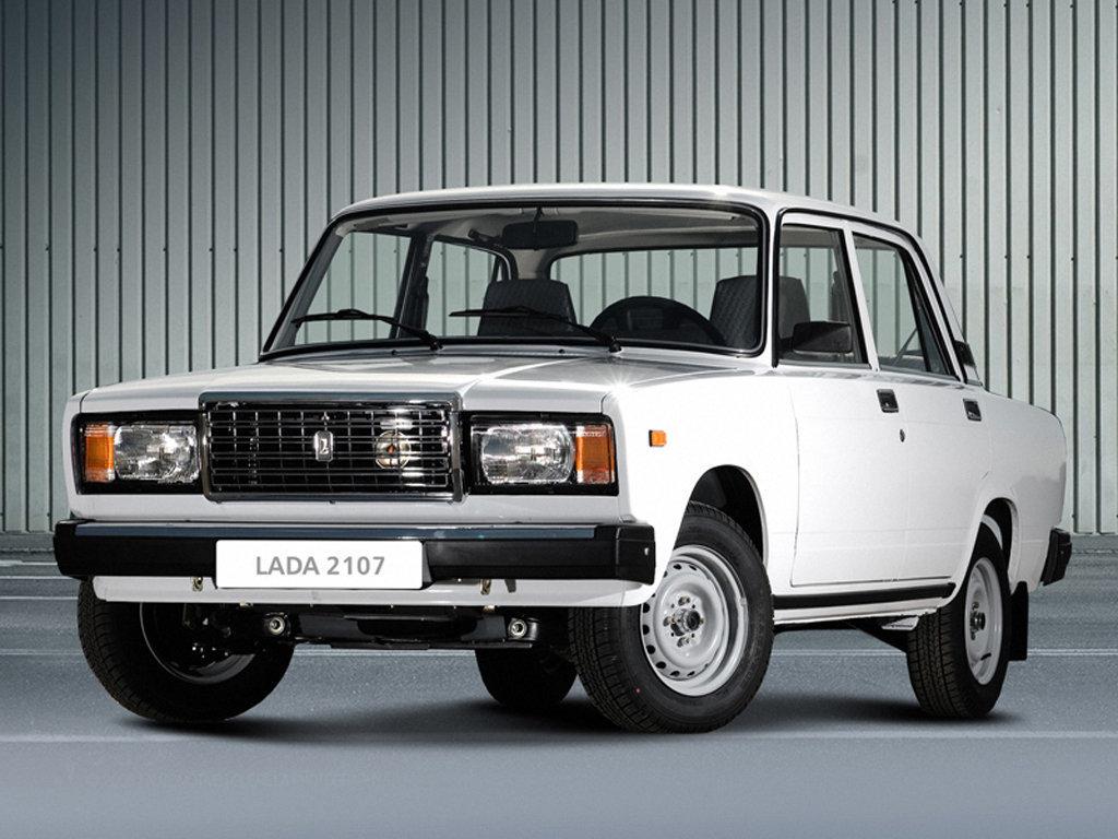 Авто Lada 2107