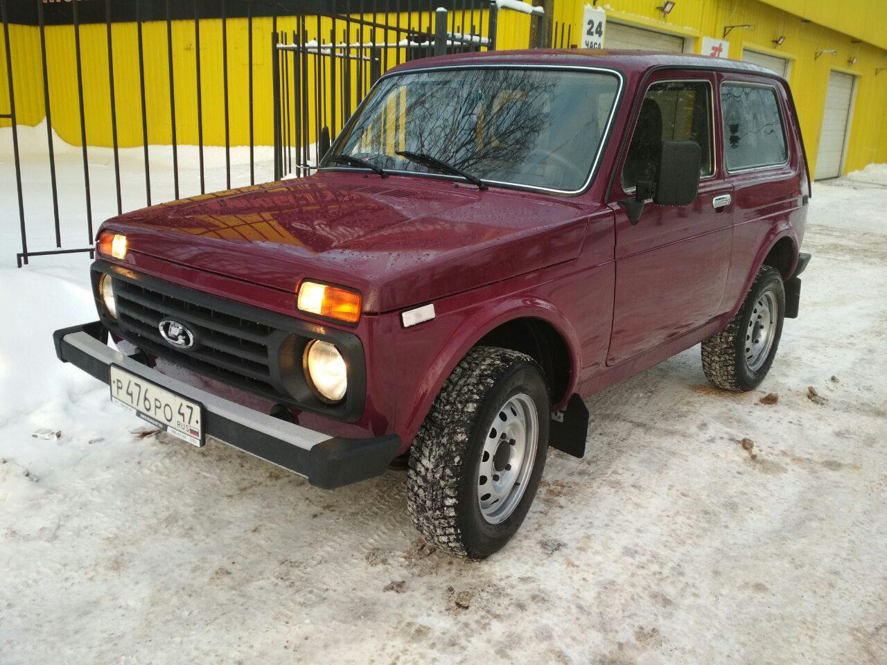 Lada 2121 (4x4)