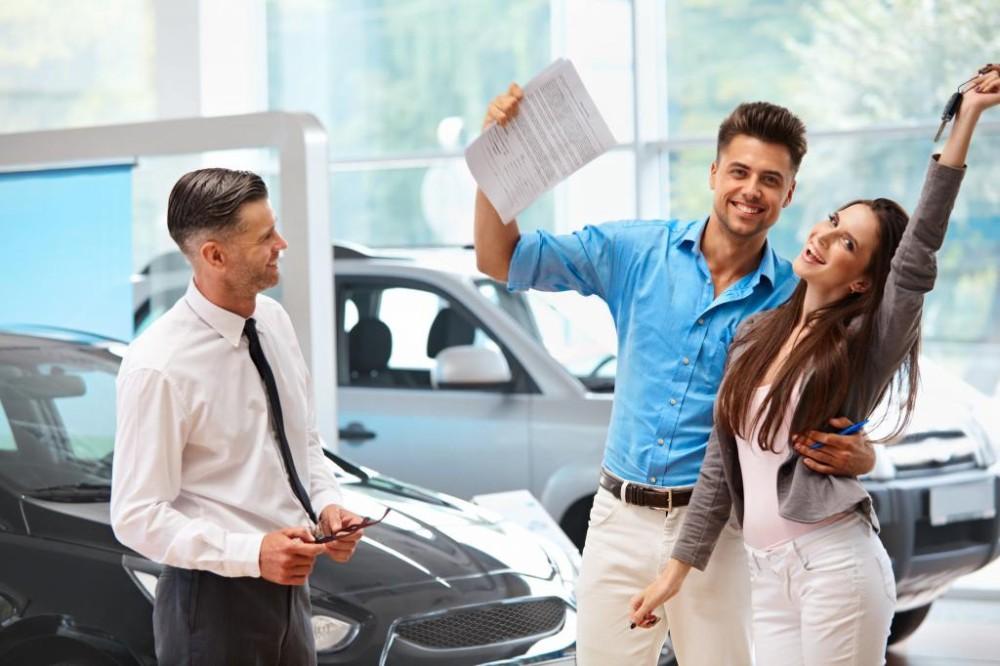 Получение кредита на авто в автосалоне