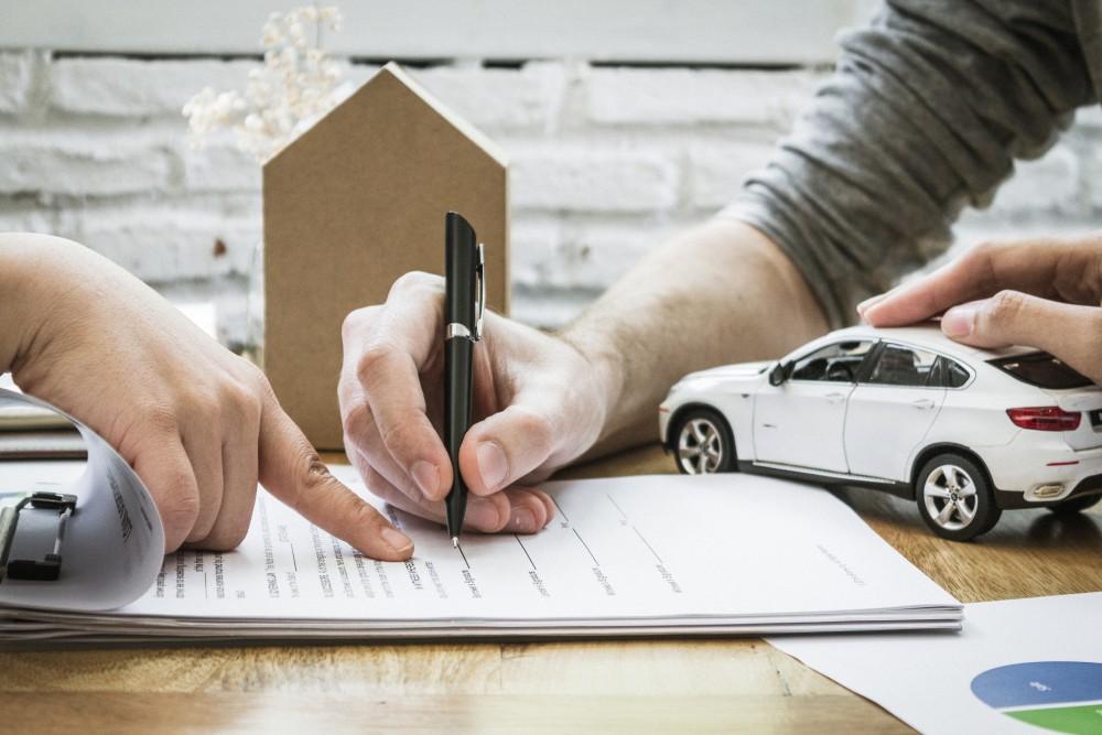 Выдача кредита на авто