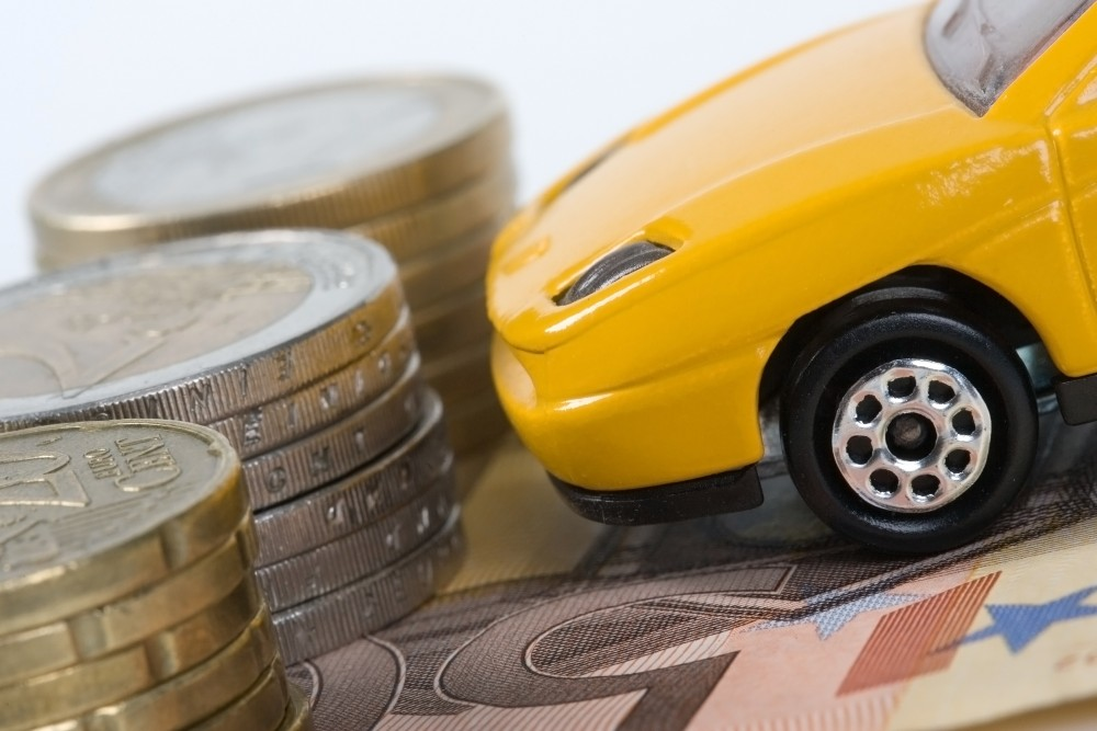 Цена регистрации транспортного средства