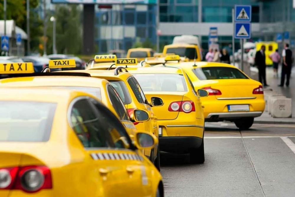 Работа такси в России