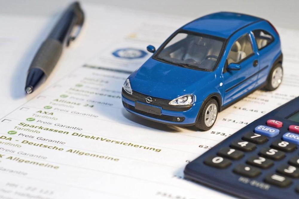 Оформление страховки авто