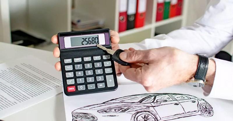 Сумма на калькуляторе