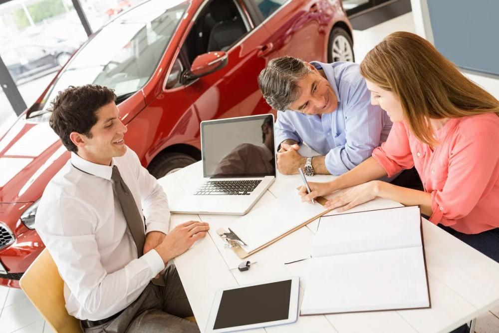Выдача кредита на покупку машины