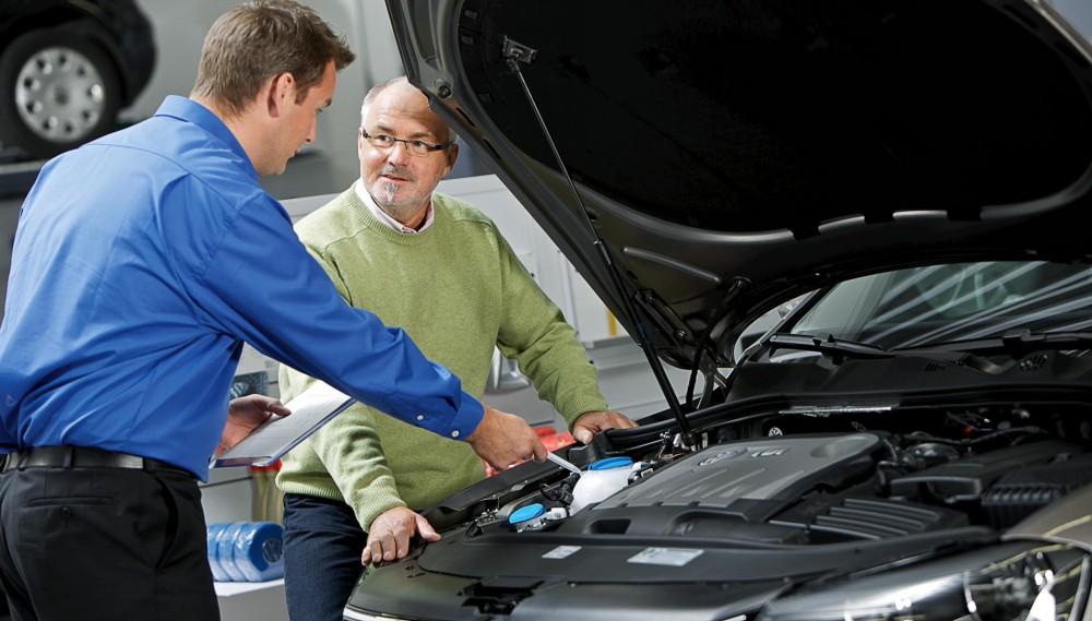 Оценка технического состояния машины