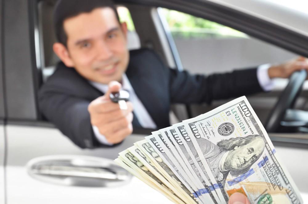 Продажа машины на вторичном рынке
