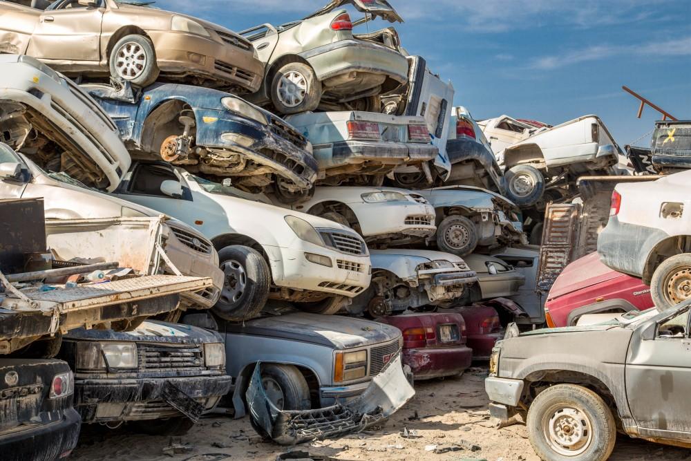 Утилизация транспортного средства
