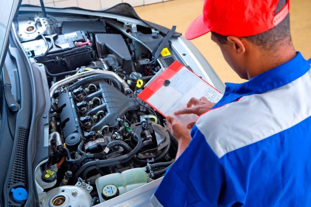 Оценка технического состояния авто