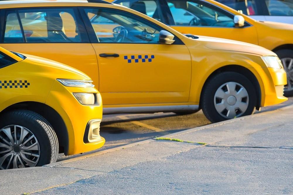 Стоянка для такси