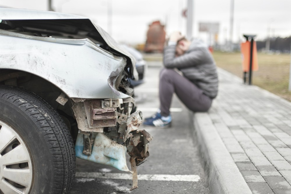 Повреждения транспортного средства