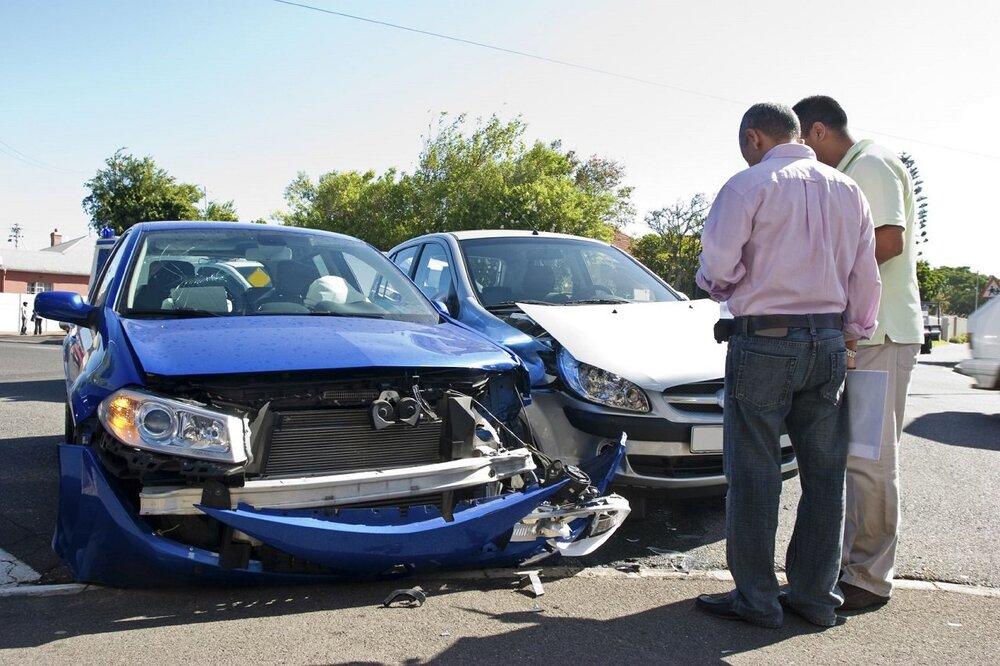 Разбитые авто