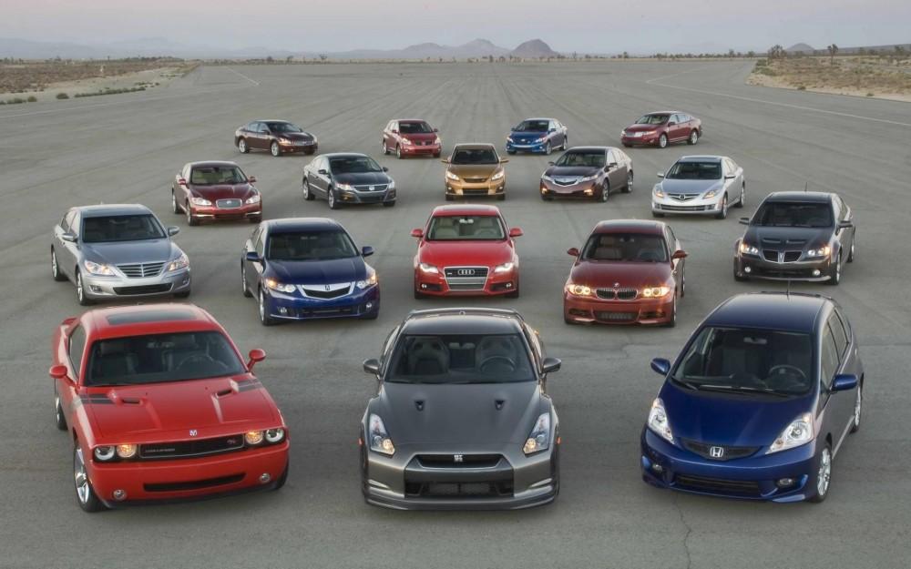 Выбор автомобиля за рубежом