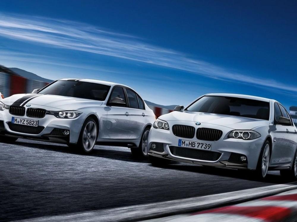 BMW 3 и 5 Series