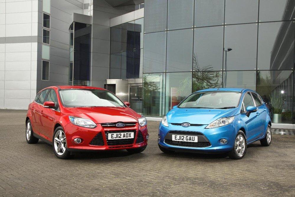 Ford Focus и Fiesta