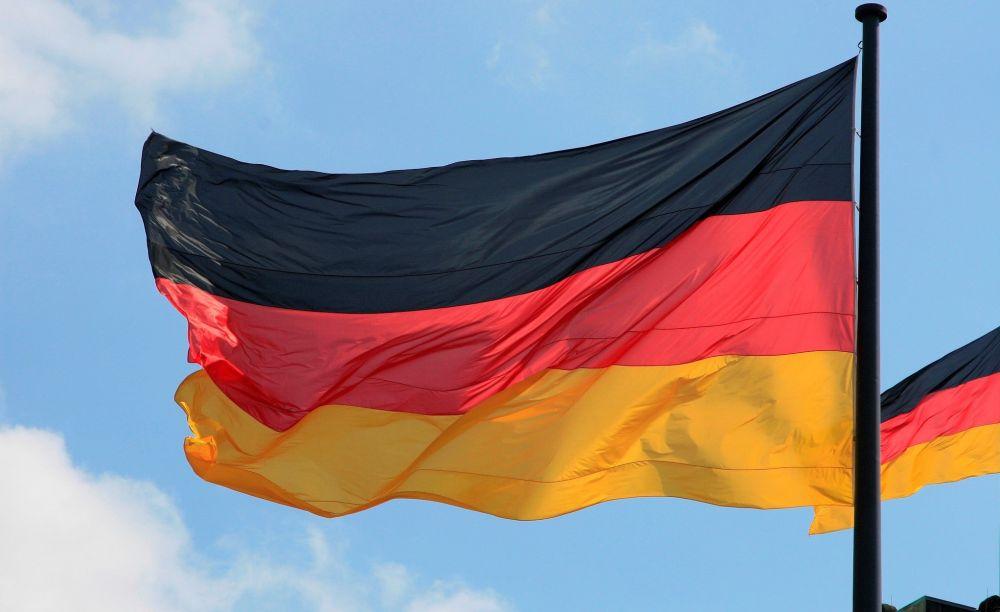 Флаг государства Германия