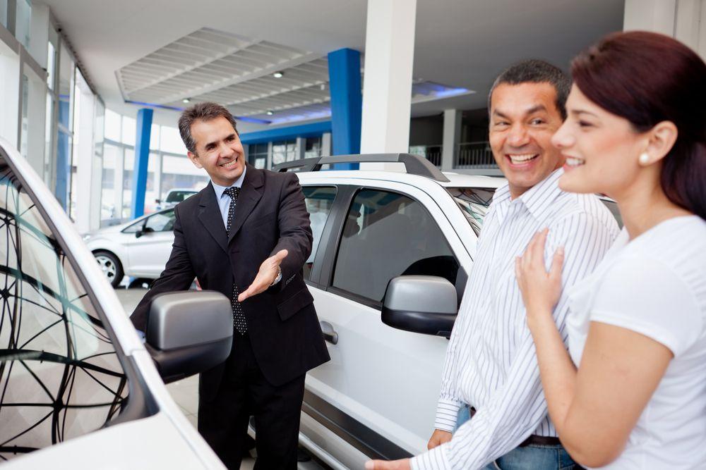 Покупка автомобиля через посредника