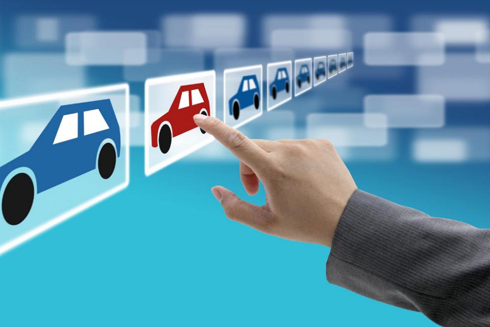 Продажа авто в интернете