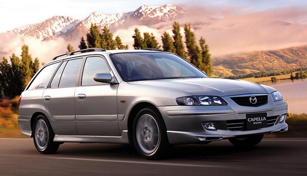 Продажа Mazda Capella